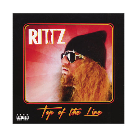 "[""Rittz - 'Top Of The Line (Deluxe Edition)' [CD [2CD]]""]"