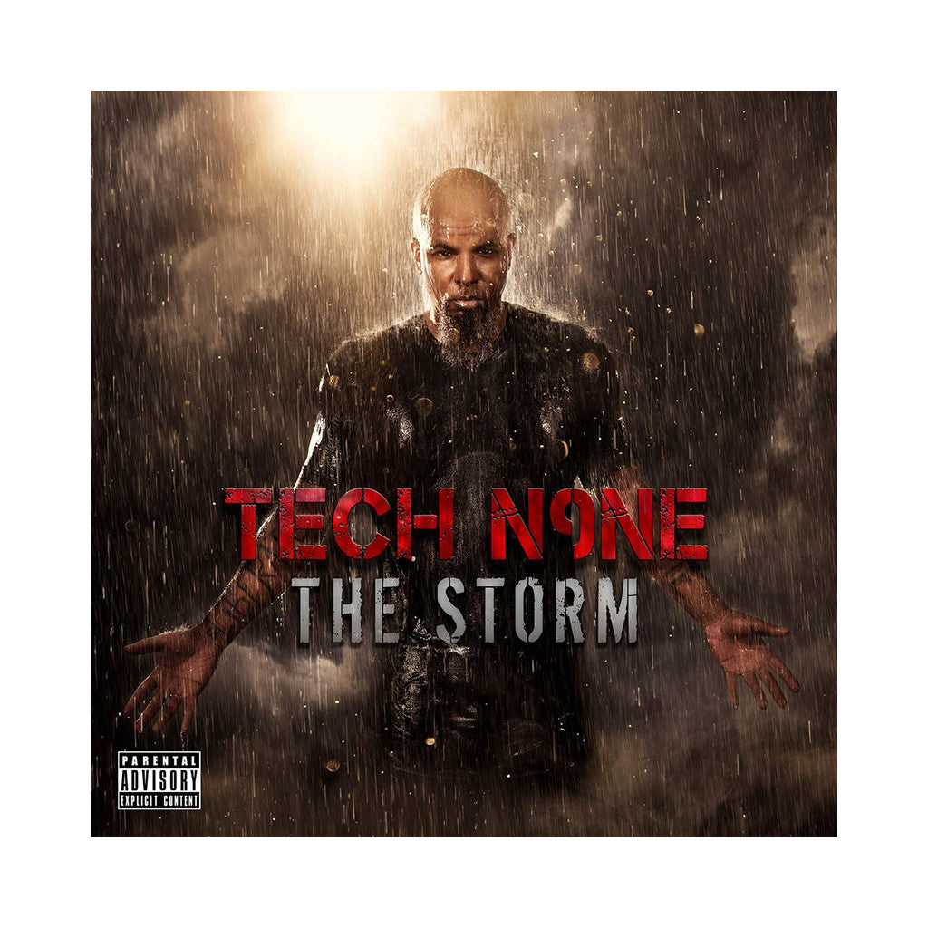 Tech N9ne - 'The Storm (Deluxe Edition)' [CD [2CD]]