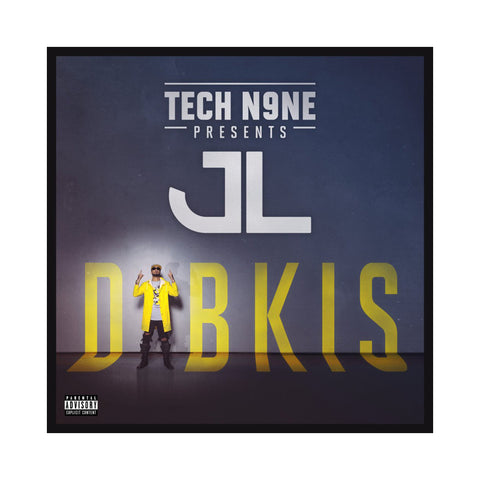 JL - 'Tech N9ne Presents Dibkis' [CD]