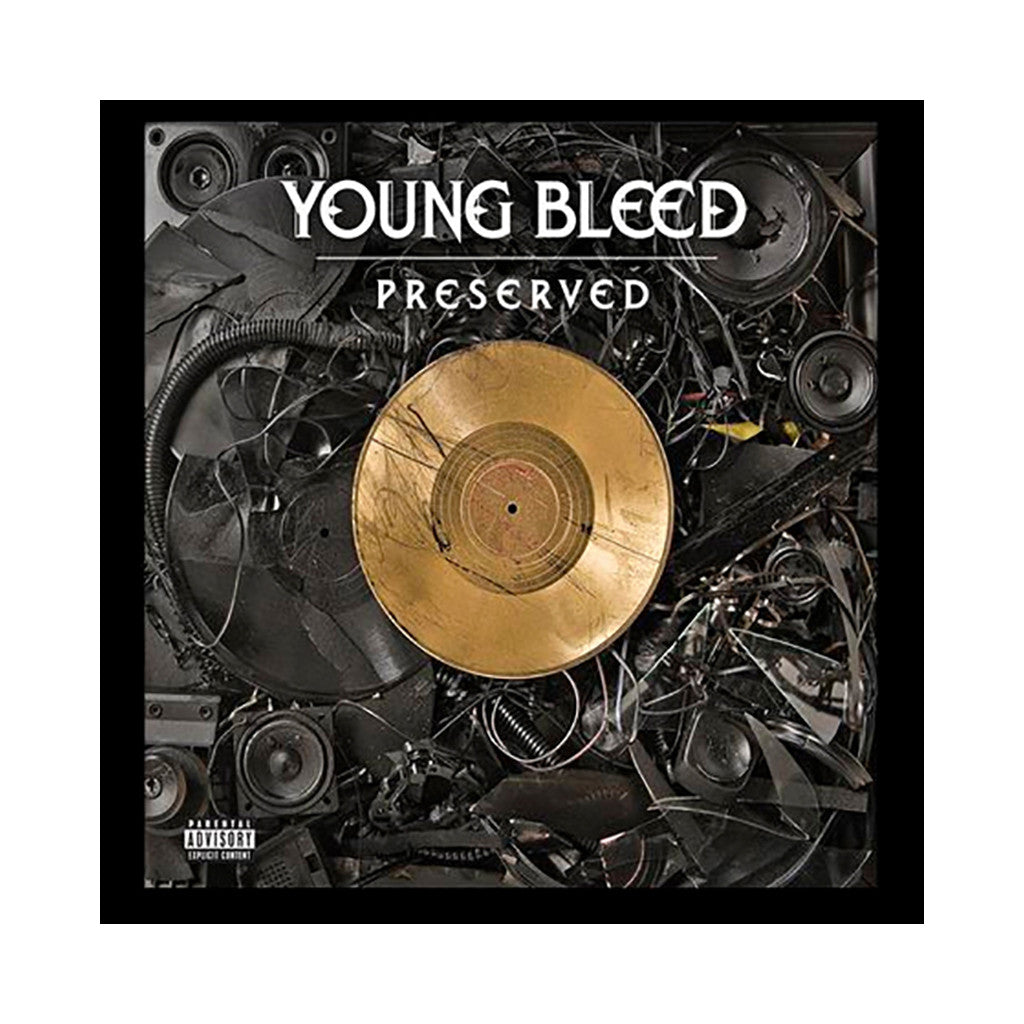<!--120111011035841-->Young Bleed - 'Preserved' [CD]