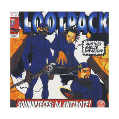 Lootpack - 'Soundpieces: Da Antidote' [CD]
