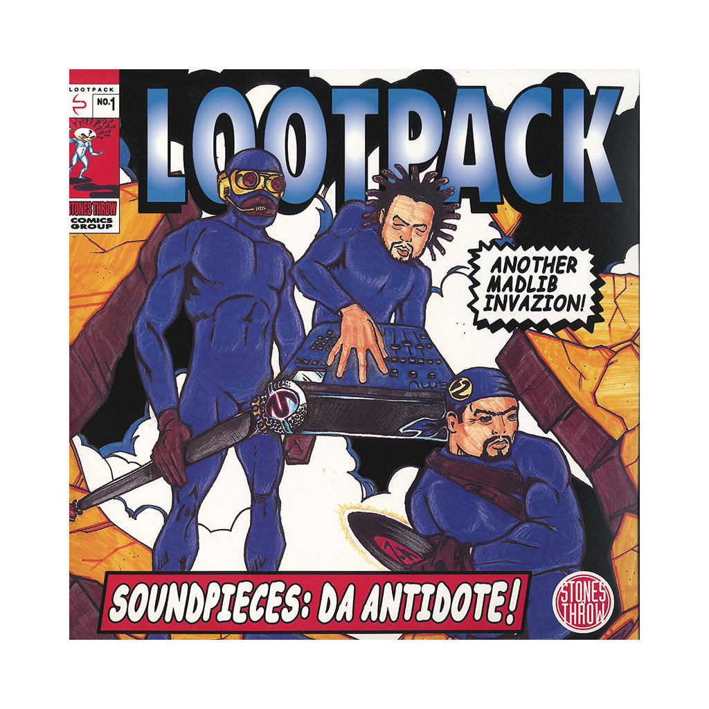 <!--1999032008-->Lootpack - 'Answers' [Streaming Audio]