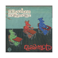"Quasimoto - 'Microphone Mathematics/ Discipline 99/ Low Class Conspiracy' [(Black) 12"" Vinyl Single]"