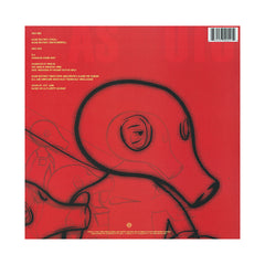 "<!--120010320011686-->Quasimoto - 'Basic Instinct/ B.S./ Dinosaur Brain Beat' [(Black) 12"" Vinyl Single]"