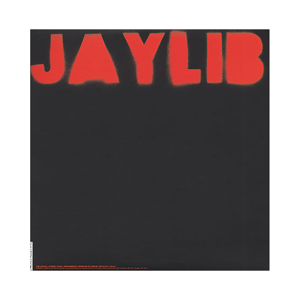 <!--2003061848-->Jaylib - 'The Red' [Streaming Audio]