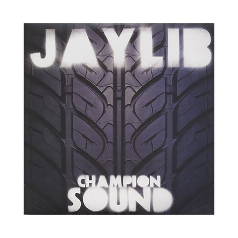 "[""Jaylib - 'Champion Sound' [(Black) Vinyl [2LP]]""]"