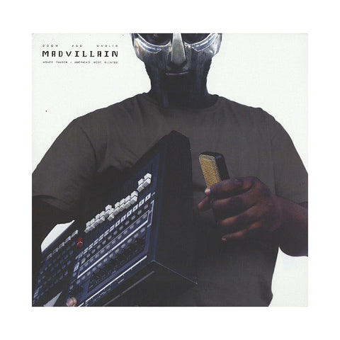 "Madvillain - 'Money Folder/ Money Folder (Remix)/ America's Most Blunted' [(Black) 12"" Vinyl Single]"
