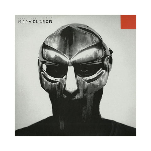 "[""Madvillain - 'Madvillainy' [(Black) Vinyl [2LP]]""]"