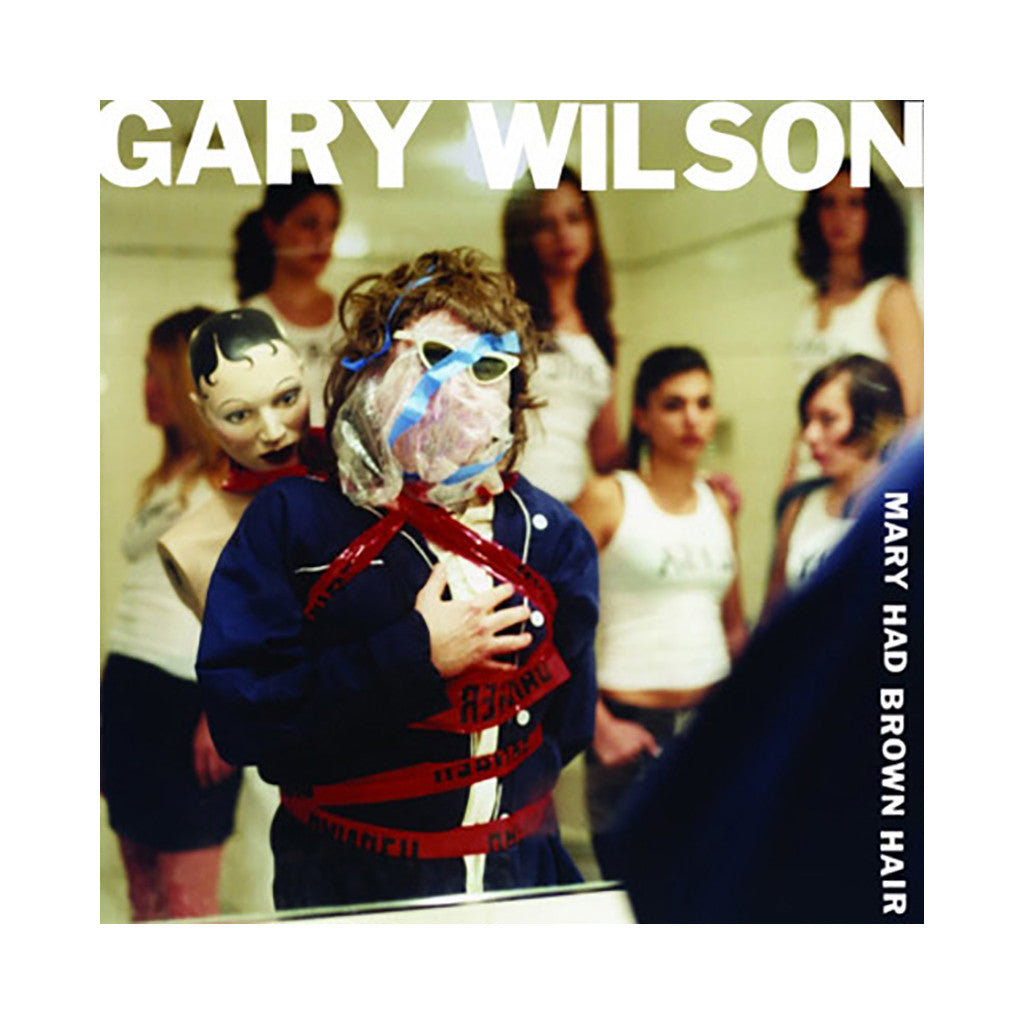 <!--2004092110-->Gary Wilson - 'Mary Had Brown Hair' [CD]