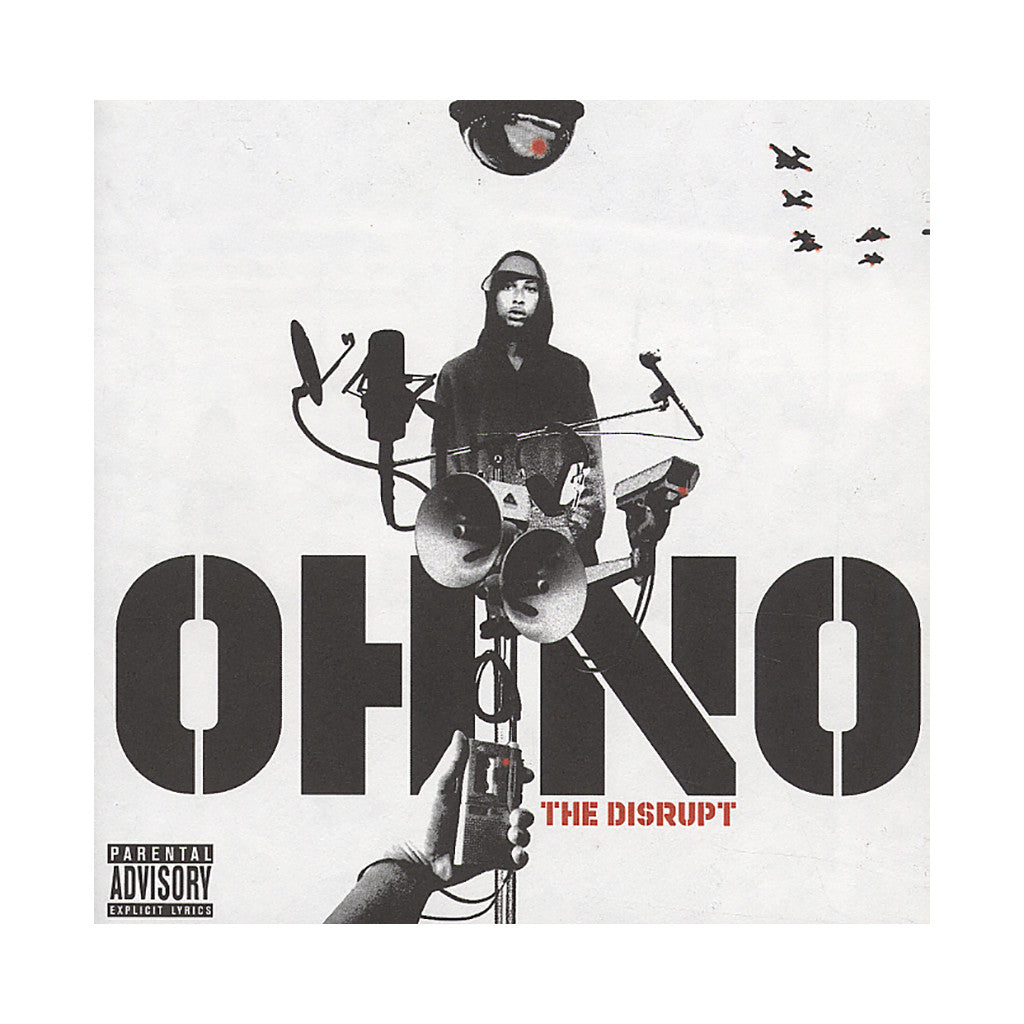 <!--020041005001886-->Oh No - 'The Disrupt' [(Black) Vinyl [2LP]]