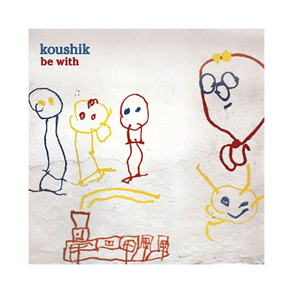 "<!--020050726005409-->Koushik - 'Be With/ Homage/ Pretty Soon' [(Black) 12"""" Vinyl Single]"