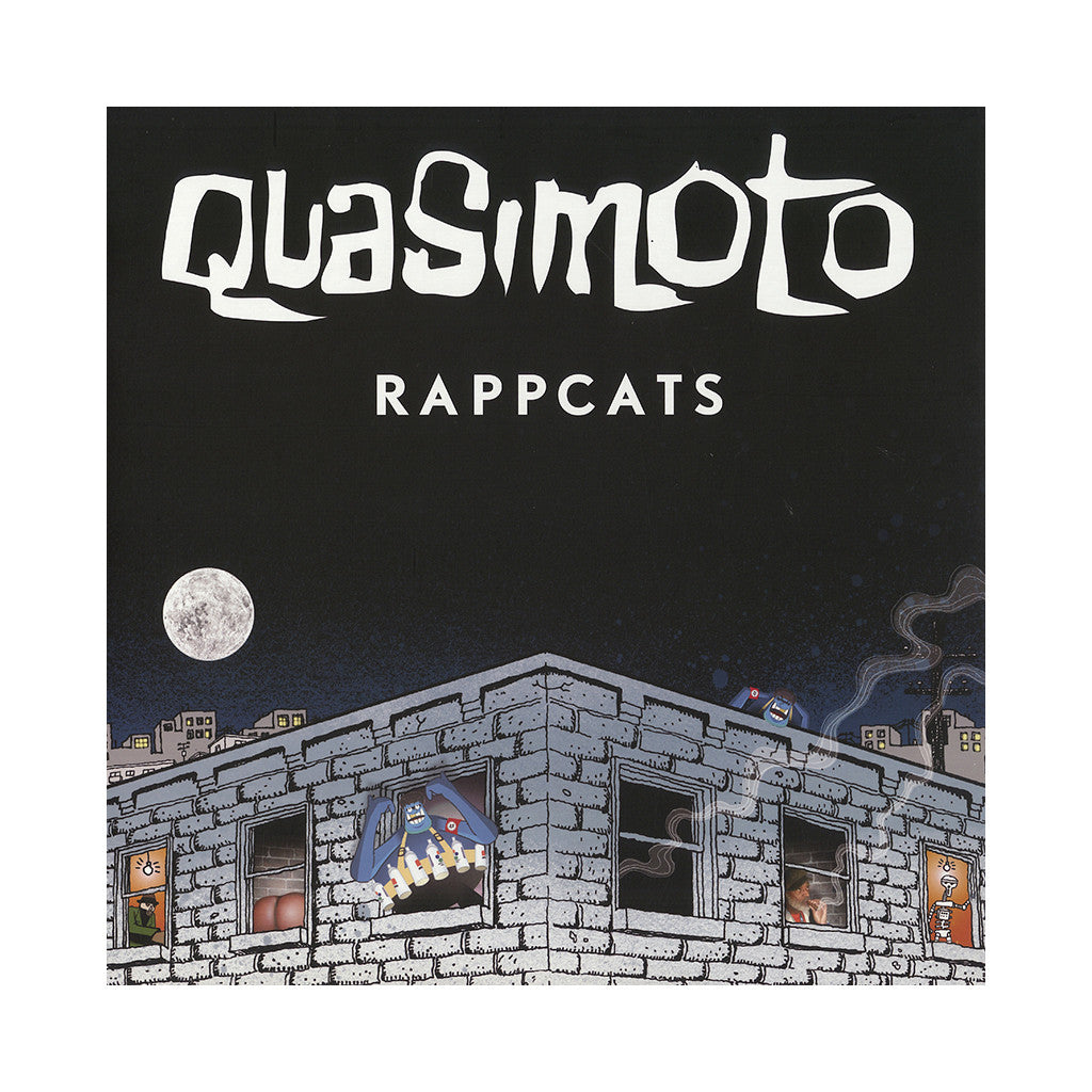 <!--2005030555-->Quasimoto - 'Rappcats Pt. 3 (INSTRUMENTAL)' [Streaming Audio]