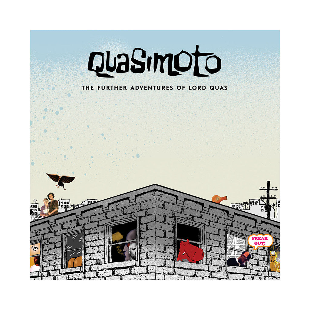 Quasimoto - 'The Further Adventures Of Lord Quas' [(Black) Vinyl [2LP]]