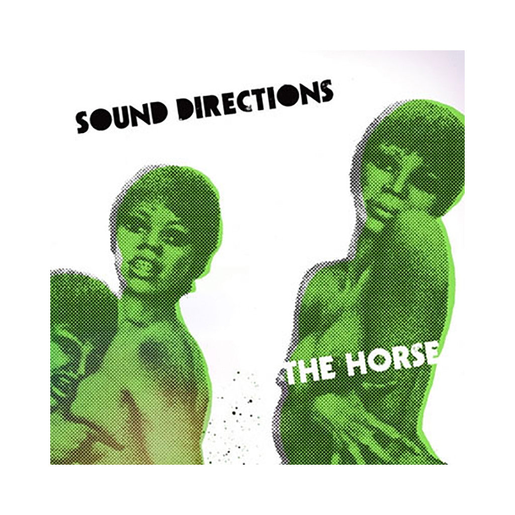 "Sound Directions - 'The Horse/ Tribe' [(Black) 12"" Vinyl Single]"