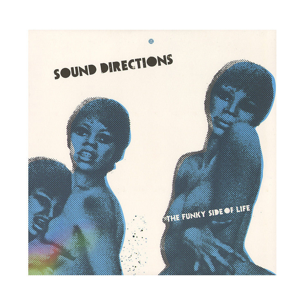 <!--020051018005503-->Sound Directions - 'The Funky Side Of Life' [CD]