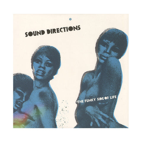 "[""Sound Directions - 'The Funky Side Of Life' [CD]""]"