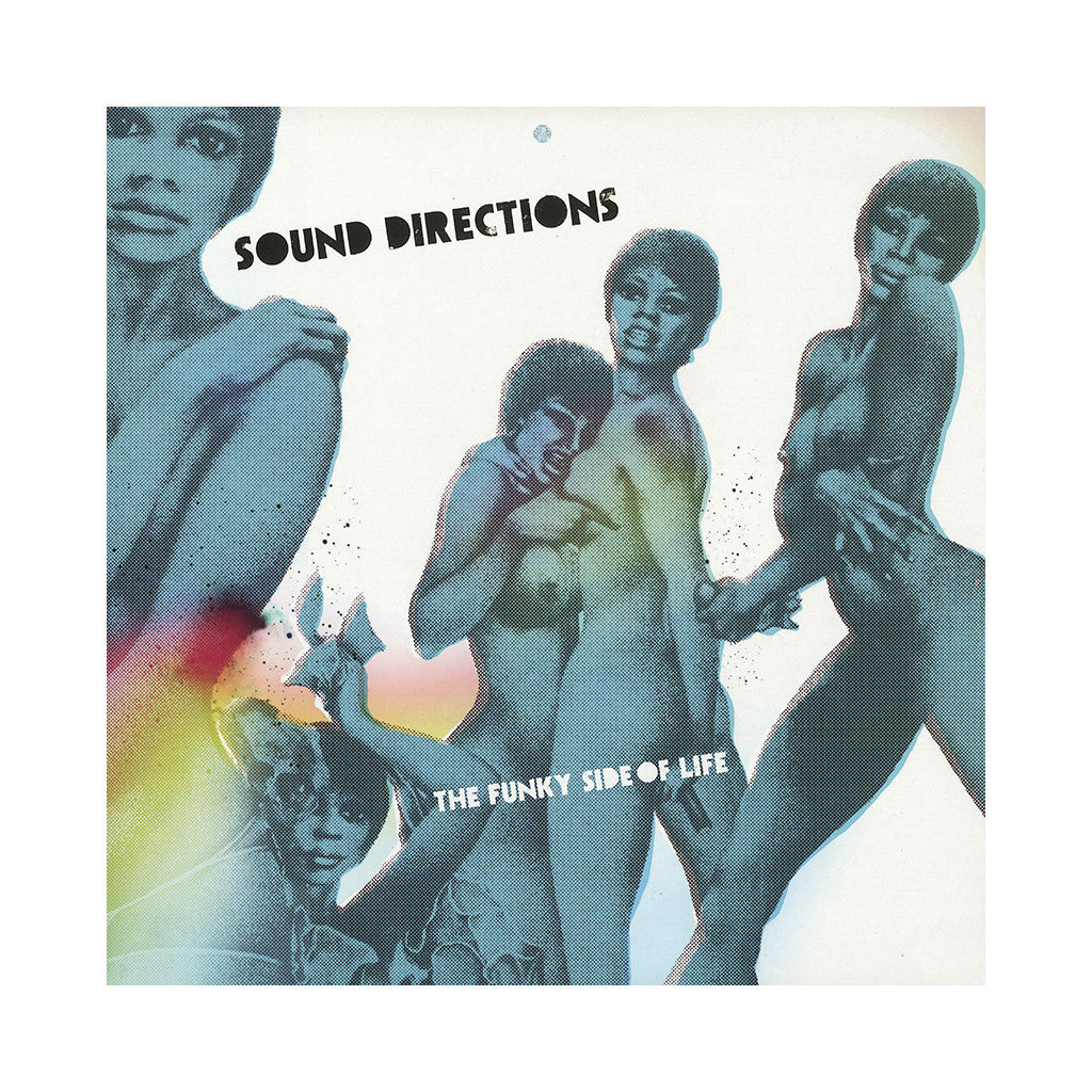 <!--120051108006074-->Sound Directions - 'The Funky Side Of Life' [(Black) Vinyl LP]