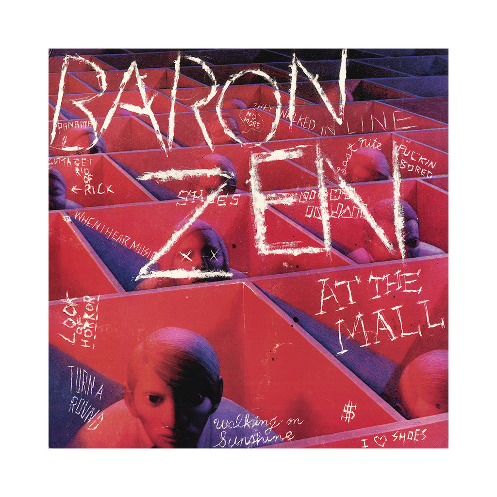 <!--020060307006603-->Baron Zen - 'At The Mall' [CD]