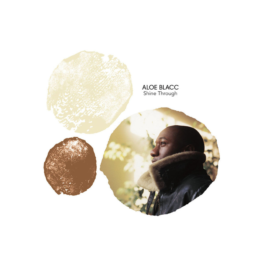 <!--120060711007181-->Aloe Blacc - 'Shine Through' [CD]