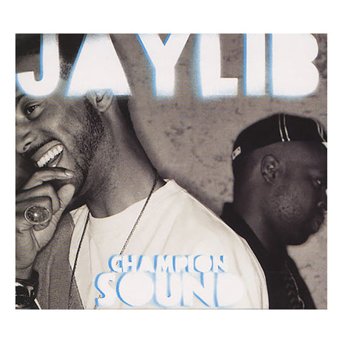 "[""Jaylib - 'Champion Sound (Deluxe Edition)' [CD [2CD]]""]"