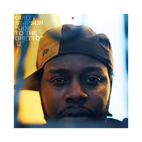 "[""Guilty Simpson - 'Ode To The Ghetto/ Home Invasion (Madlib Robbery Remix)' [(Black) 12\"" Vinyl Single]""]"