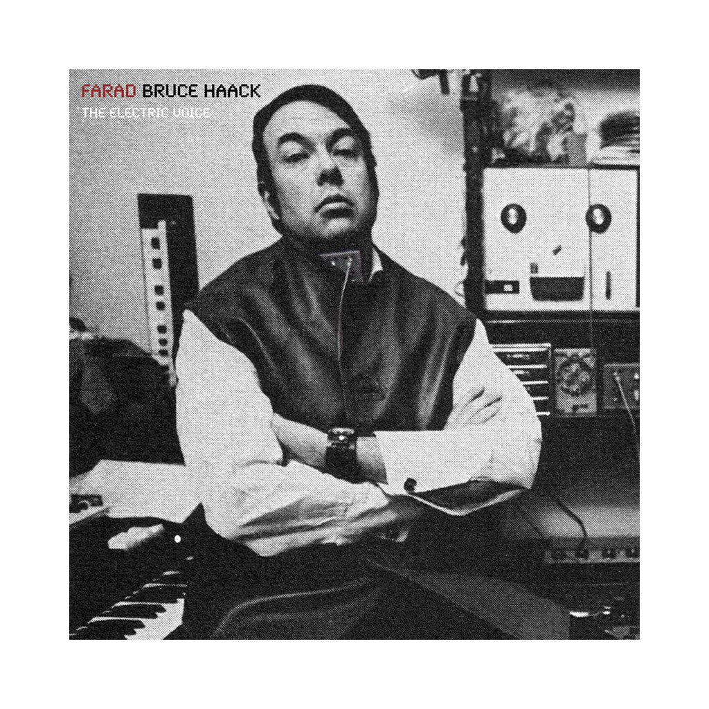 <!--120101019022826-->Bruce Haack - 'Farad: The Electronic Voice' [(Black) Vinyl [2LP]]