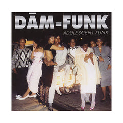 Dam-Funk - 'Adolescent Funk' [CD]