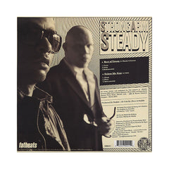 "Strong Arm Steady & Madlib - 'Best Of Times/ Follow Me Now' [(Black) 12"" Vinyl Single]"