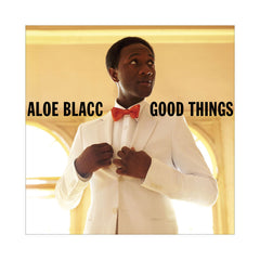 <!--120100928022854-->Aloe Blacc - 'Good Things' [(Black) Vinyl [2LP]]