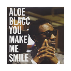 "<!--2010113039-->Aloe Blacc - 'You Make Me Smile/ Politician (Extended Version)' [(Black) 12"" Vinyl Single]"