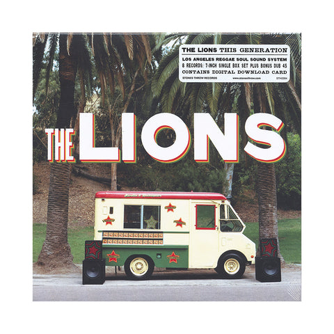 "[""The Lions - 'This Generation' [(Black) 7\"" Vinyl Single [8x7\""]]""]"