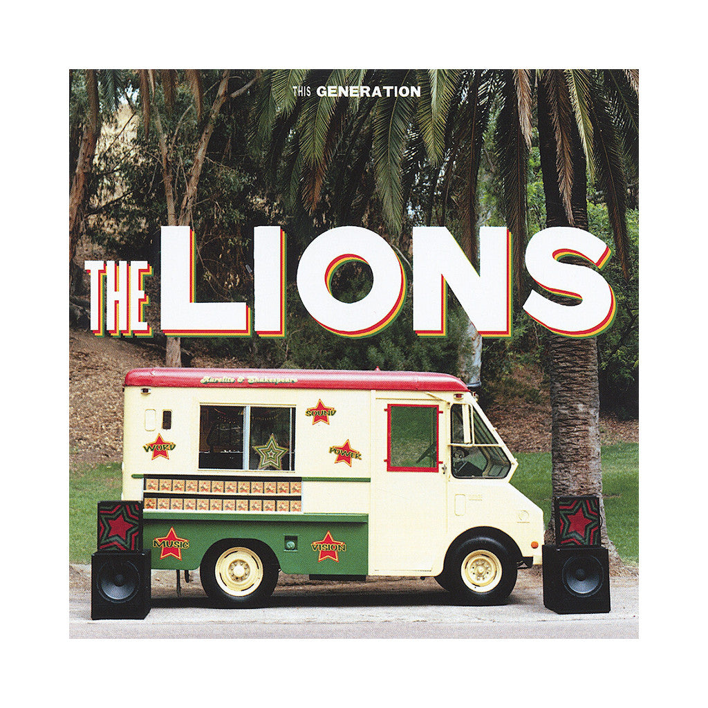 <!--020130226051135-->The Lions - 'This Generation' [CD]
