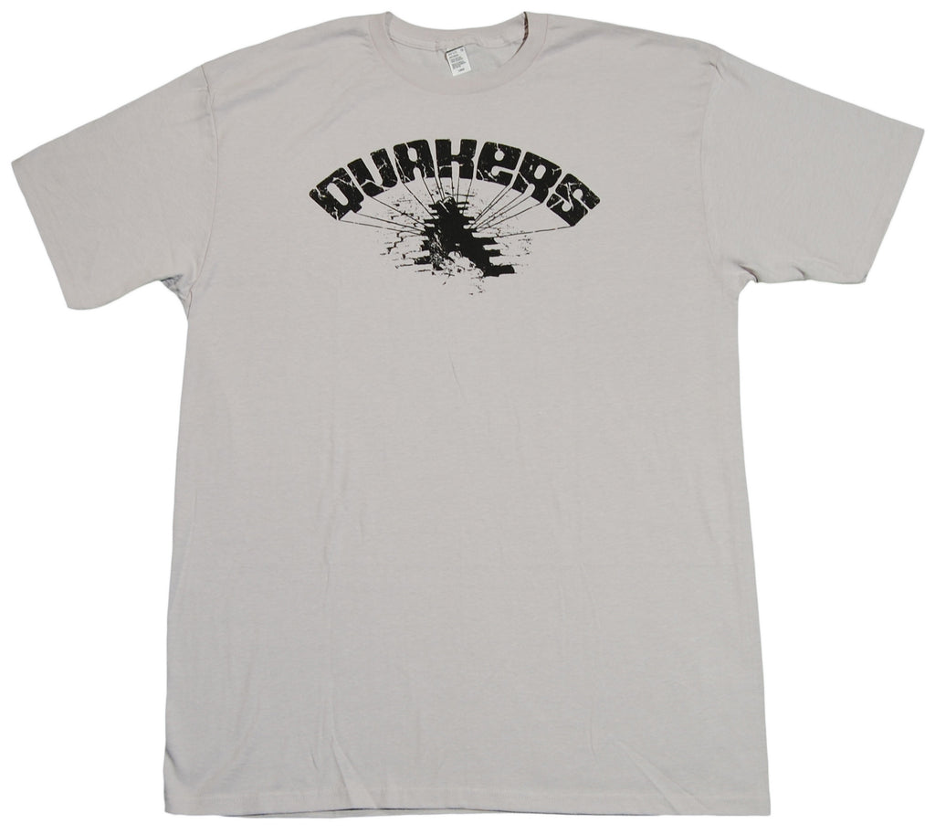 <!--2012052928-->Quakers - 'Logo' [(Light Gray) T-Shirt]