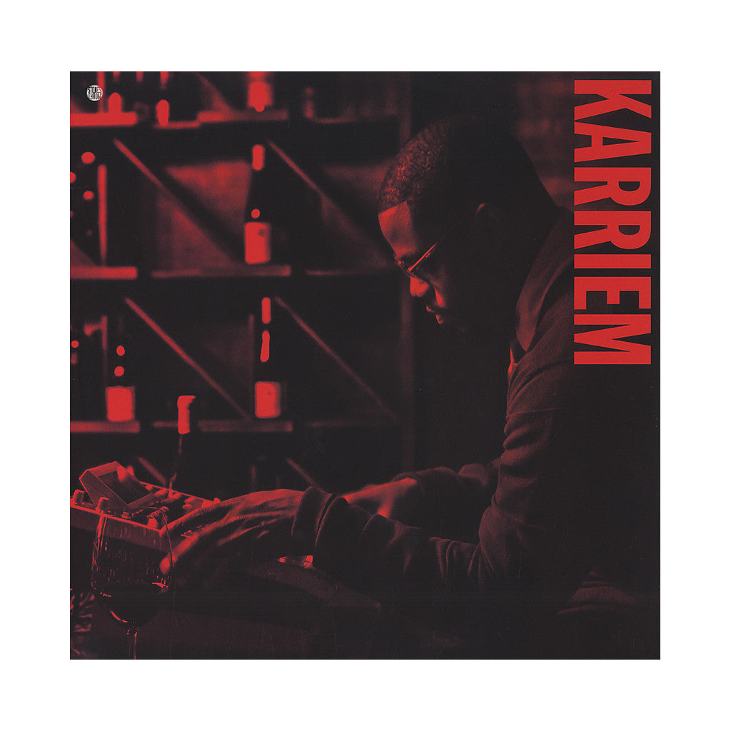 <!--120120731046026-->Karriem Riggins - 'Alone/' [(Black) Vinyl EP]
