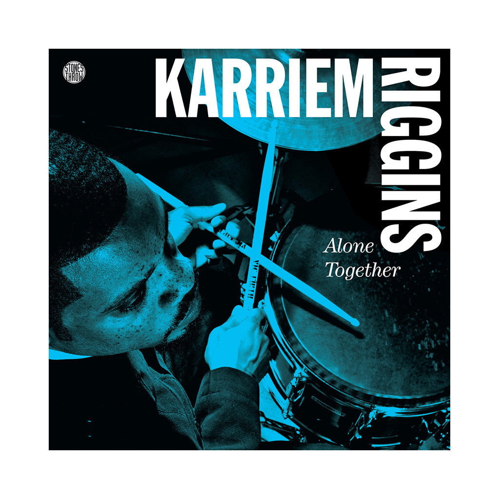 <!--120121023046711-->Karriem Riggins - 'Alone Together' [CD]