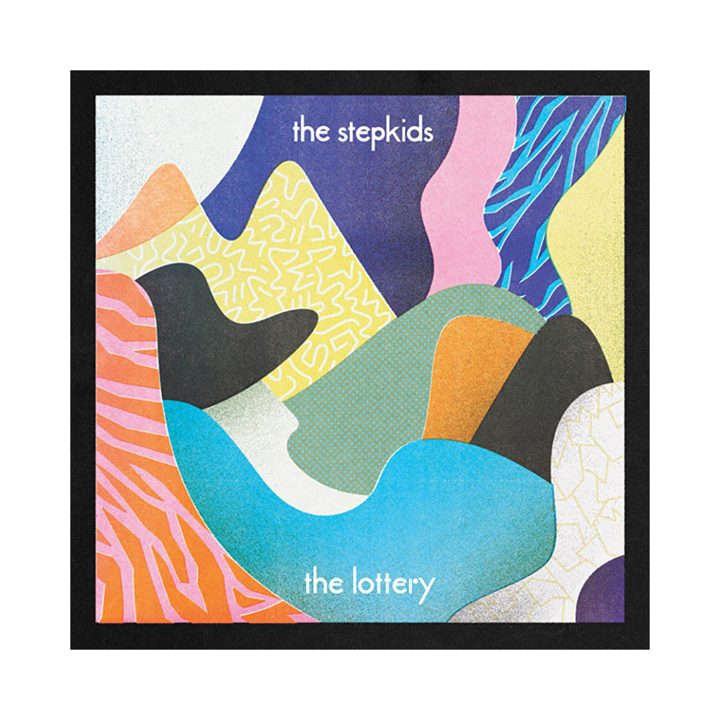 "<!--120130806057780-->The Stepkids - 'The Lottery/ The Art Of Forgetting' [(Black) 12"" Vinyl Single]"