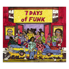 <!--120131210060764-->7 Days Of Funk - '7 Days Of Funk' [CD]