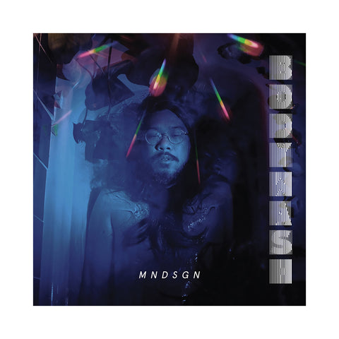 Mndsgn - 'Body Wash' [(Black) Vinyl [2LP]]