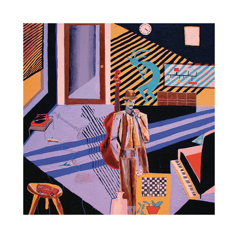 The Mild High Club - 'Skiptracing' [(Black) Vinyl LP]