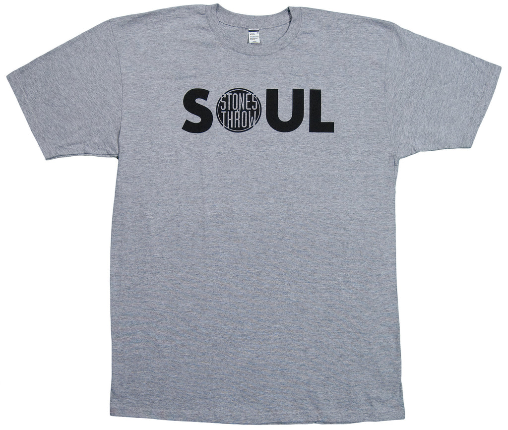 <!--2013102920-->Stones Throw Records - 'Soul' [(Gray) T-Shirt]