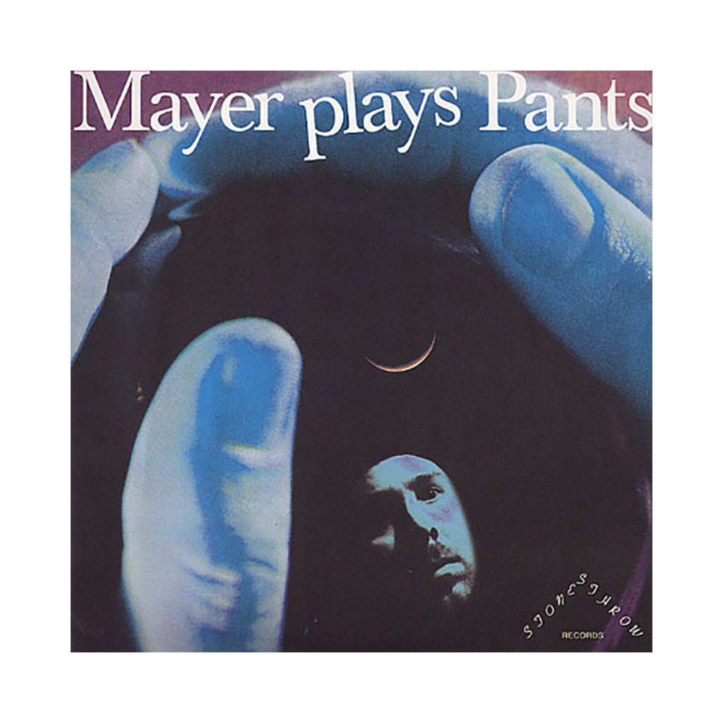 "<!--020110621030481-->James Pants b/w Mayer Hawthorne - 'Green Eyed Love b/w Thin Moon' [(Black) 7"""" Vinyl Single]"
