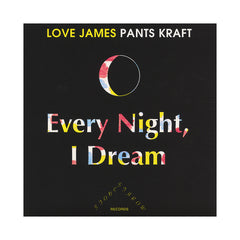"<!--120101228025321-->James Pants - 'Every Night I Dream/ Tale Of A Whale' [(Black) 7"" Vinyl Single]"