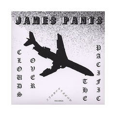 "<!--020110405028068-->James Pants - 'Clouds Over The Pacific/ Prologue To A Ritual/ Sitting On The Couch.../ The Way She Looks Tonight' [(Black) 7"" Vinyl Single]"