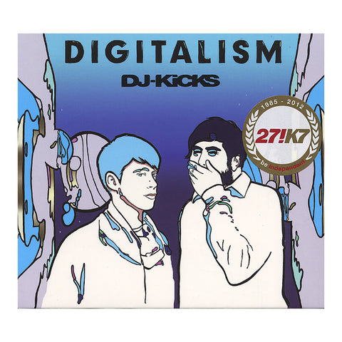 "[""Digitalism - 'DJ-Kicks' [CD]""]"