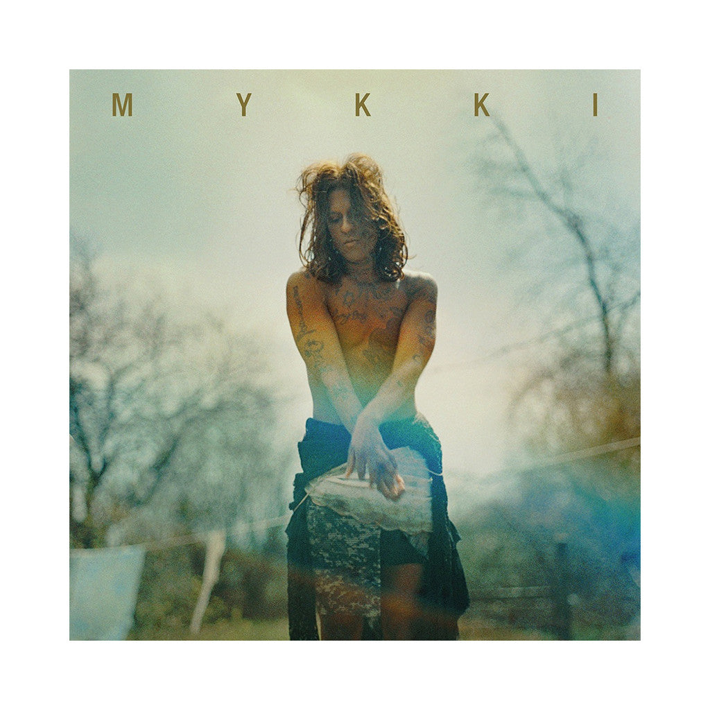 Mykki Blanco - 'Mykki' [CD]