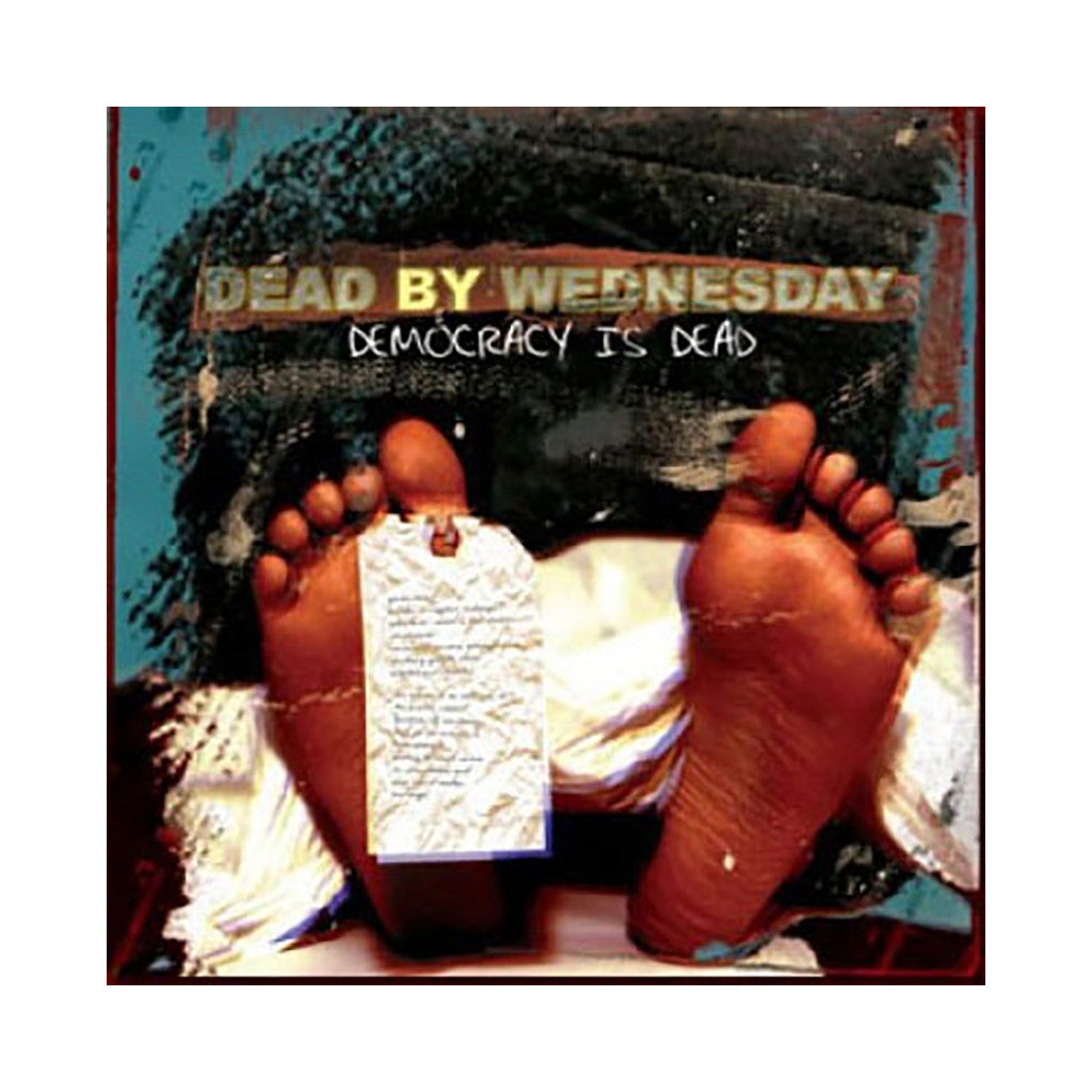 <!--020050920004023-->Dead By Wednesday - 'Democracy Is Dead' [CD [2CD]]