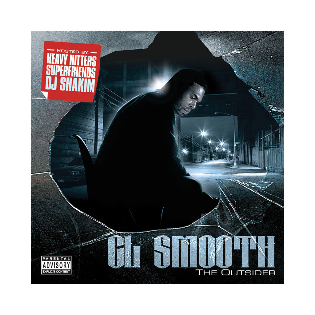 CL Smooth - 'The Outsider' [CD]