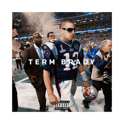 Termanology - 'Term Brady' [CD]