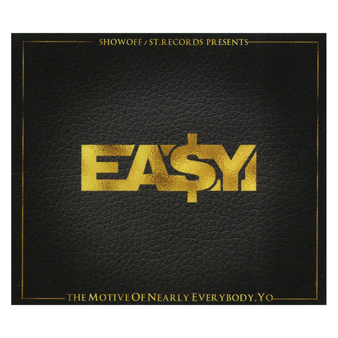 Ea$y Money - 'The M.O.N.E.Y.' [CD]