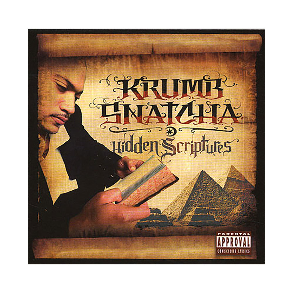 KrumbSnatcha - 'Hidden Scriptures' [CD]